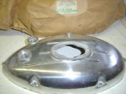 1 Genuine Nos Puch /allstate 250cc Sg Or Sgs Crank Case Cover From The 1960s.