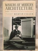 Makers Of Modern Architecture From Frank Lloyd Wright To Frank Gehry By Martin