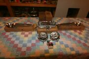 Nos 1965 Mustang Gt Fog Lamps Grill Barsandcoral Nos Switch Mint In Ford Boxand039s
