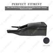 Cf Centre Console Armrest Replacementandrhd For 95-98 Nissan Skyline R33 Gtr/gts