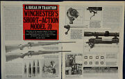Original Article Winchester 70 Short-action, Ruger Mini-14 Ranch 7-p Magazine 84