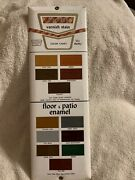 Eze Ply Varnish Stain Paint Advertising Sign