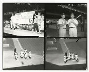 Original 8 X 10 Bandw Type 2 Cont. Proofs - Mickey Mantle - Yankees - Bob Olen3