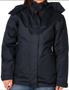 Landmark Womens Missy Rouge River Insulated Jacket Navy Size S