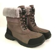 New In Box Uggs Men Butte Event Metal Boots Size 8.5 10.5 Style 5521