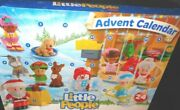 New Fisher Price Little People Advent Calendar Christmas Toddler Countdown Toys