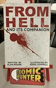 From Hell And From Hell Companion Slipcase Edition 2015 Paperback Alan Moore