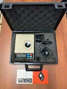 Ohaus Port-o-gram Electronic Digital Balance Scale With Case Cable Parts Booklet
