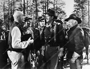 0895-32 John Wayne And Cavalry Western Film The Horse Soldiers 895-32 0895-32