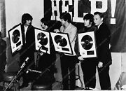 2539-16 The Beatles Getting Gold Records 2539-16 2539-16
