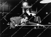 2959-016 2959-016 Paul Newman Lining Up His Shot At Pool Table Film The Hustler