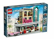 Lego 10260 Downtown Diner Creator Expert Brand New Retired/discontinued