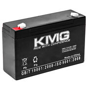 Battery 6v 12ah - Electronic Equipments Dc Power Supply Auto Control Systems
