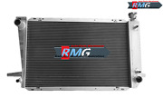 2row Aluminum Radiator For 1987-1992 Ford Bronco 4.9l L6 Only