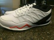 And1 Mens Draft Athletic Shoe White Size 11 Or 12 New With Tags