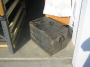 1940 Victor Safe And Lock Co Railroad Strong Box 15x15x24