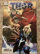 Marvel Thor 4 Donny Cates - 1st Cameo Black Winter 1st Printing - Nm