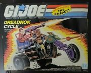 Gi Joe 1986 Dreadnok Cycle Moc Sealed Great Condition Arah Vintage Must Have Toy