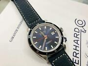Eberhard And Co. Champion V Time Only Automatic - 41031.3 - Blu