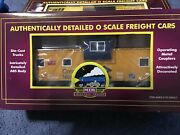 Mth Premier Ontario Northland Caboose 20-91050 Brand New Fast Free Ship