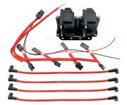 4 Pack Performance Ignition Coil Conversion Kit Plug N Play For 2003-11 Rx-8 Rx8