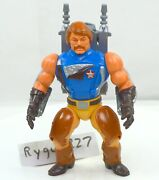 Motu Rio Blast Masters Of The Universe Figure Complete With Guns He Man