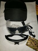Wiley X Wx Talon Ballistic Eyewearandnbsptinted And Clear Lenses Includes Carry Case