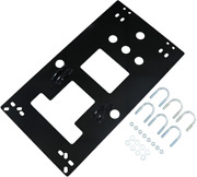 Moose Atv Snow Plow Mounting Plate For 04-07 Honda Trx 400fga Rancher Gpscape At
