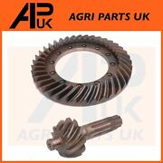 Crown Wheel And Pinion For Massey Ferguson 175 178 185 188 240 250 253 255 Tractor