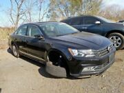 Passenger Front Door Electric Without Memory Mirrors Fits 16-18 Passat 670188