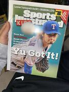 Yu Darvish Sports Illustrated For Kids June 2012 No Label With Cards 4511
