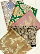Embroidered Pashmina Formal Stole/ Wrap Sale Clearance Christmas Gift