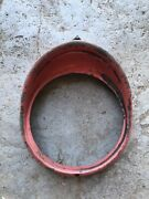 1956 Ford Vintage Headlight Bezel Classic Antique 56 Old Used