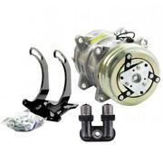 88830904 Compressor Conversion Kit, York To Sanden Style Fits White