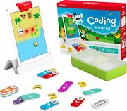 Osmo Coding Starter Kit For Ipad - Ages 5-12 - Learn To Code, Coding Fundamen...
