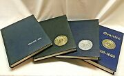 Lot 4 Yearbook University Of New Hampshire Vintage Nh College School 1960s