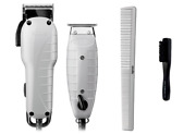 Andis Barber Combo 66325 +andis Taper Comb+scalpmaster Clipper Cleaning Brush