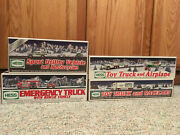 New Hess Truck Lot 2002-2005 Great Value