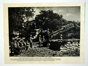 Wwii Artillerymen From Newfoundland With A 9.2 Howitzer Somewhere In England