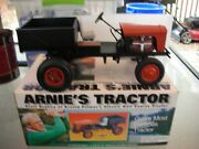 Pennzoil Arnold Palmer Tractor Arnieand039s Tractor Golfand039s Most Famous Tractor