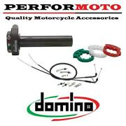 Domino Xm2 Quick Action Throttle And Universal Cables To Fit Boss Hoss Bikes