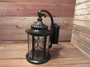 Antique Large Victorian Wall Light Lamp Outdoor Porch - Beautiful