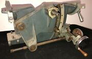 Vintage Craftsman 10and039and039 Table Saw Mod.113.27520 Trunnion Arbor Assembly