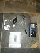 Honeywell Phd6 Safety Biosystems Gas Detector With Accessories New Never Used
