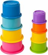 The First Years, Stack Up Cup Toys, Colorful Baby Toys, Bpa And Lead Free