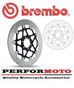 Brembo Upgrade Front Brake Disc To Fit Benelli Tnt Century Racer 2011 - Onwards