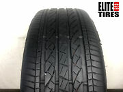 [1] Bridgestone Dueler H/p Sport As Rft Run Flat 245 50 19 Tire 6.5-7.0/32