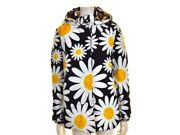 Auth Moncler Connie E209f4632200 539re Black White Yellow Womens Down Jacket 0