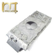 Mato Upgrade Metal Upper Hull For 1/16 116 Rc Germany King Tiger Tank