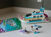 Lego Friends Dolphin Cruiser 41015 Manual/instructions